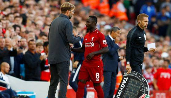 Photo of Keita: Juergen Klopp Tak Punya Anak Emas di Liverpool