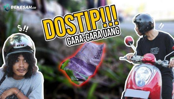 Photo of Dostip !! Gara-Gara Uang