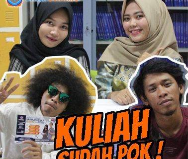 Photo of KULIAH SUDAH POK!