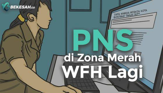 Photo of PNS di Zona Merah WFH Lagi