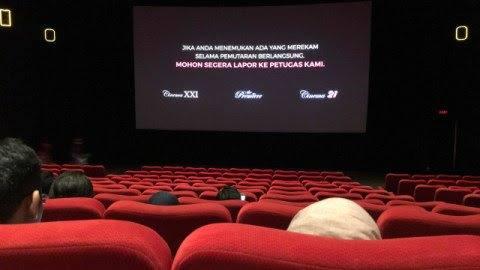 Photo of Horee Bioskop XXI BigMall Samarinda Mulai Buka Hari Ini
